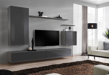 ASM Switch II Wall Unit Graphite
