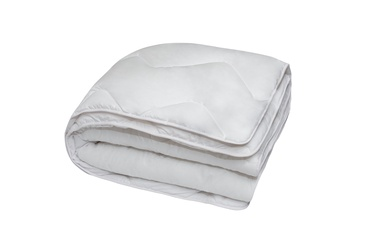Пуховое одеяло Domoletti, 200 см x 160 см, белый