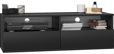 ТВ стол Top E Shop Rumba 120, черный, 1200x400x380 мм