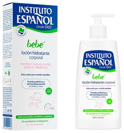 Instituto Español Baby Moisturizing Lotion 300ml