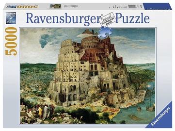 Puzle Ravensburger The Tower of Babel, 5000 gab.