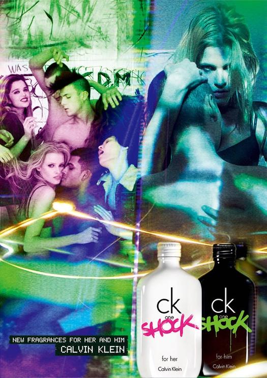 Духи Calvin Klein CK One Shock For Her 50ml EDT