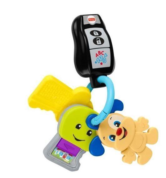 Interaktīva rotaļlieta Fisher Price Laugh & Learn Keys GRF15