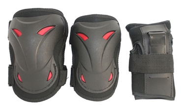 SN Guards H501B Black/Red M