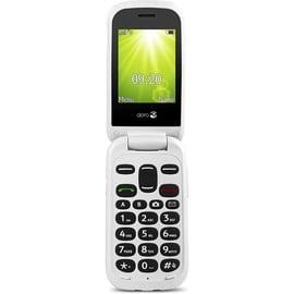 Мобильный телефон Doro 2404, белый/черный, 16MB/4MB