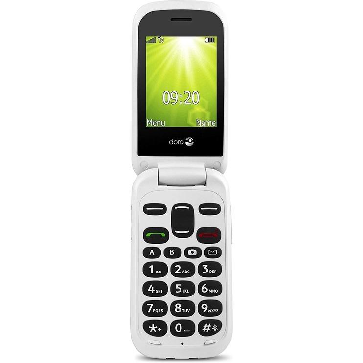 Doro 2404 Dual Black/White