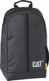 Cat Zion Basic Backpack Black