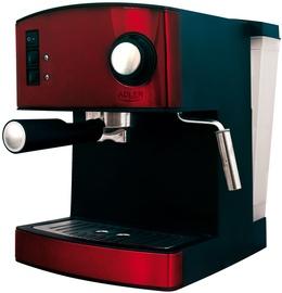 Kafijas automāts Adler AD 4404 Red