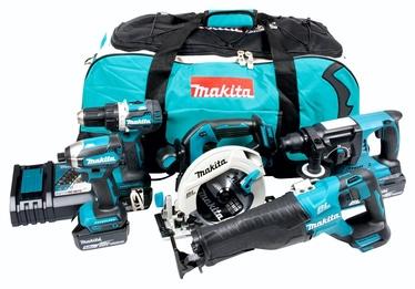 Akumulatora skrūvgriezējs - urbis Makita DLX5032T