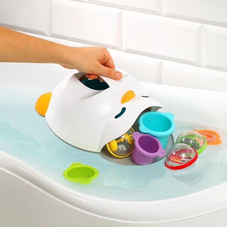 Trauks BabyOno Penguin Martin Bath Toy Holder