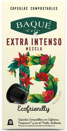 Cafe Baque Extra Intense Nespreso Compatible Coffee Capsules 10pcs