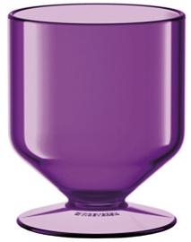 ViceVersa The Good Times Water Glass Purple