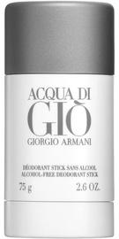 Дезодорант для мужчин Giorgio Armani Acqua di Gio, 75 мл