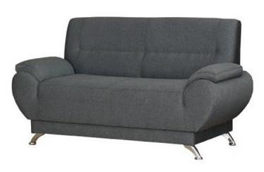 Dīvāns Bodzio Livonia 2 Gray, 154 x 76 x 89 cm