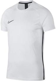 Nike Men's T-shirt Academy SS Top AJ9996 100 White M