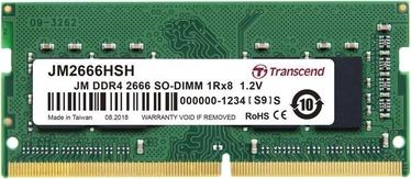 Operatīvā atmiņa (RAM) Transcend JetRam JM2666HSB-8G DDR4 (SO-DIMM) 8 GB