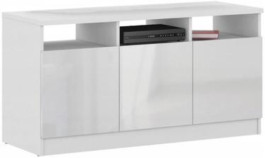 ТВ стол Tuckano Home, белый, 1200x440x622 мм