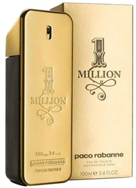Tualetes ūdens Paco Rabanne 1 Million 100ml EDT