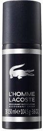 Lacoste L'Homme 150ml Deodorant Spray