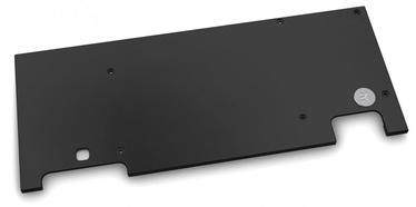 EK Water Blocks EK-Vector Strix RTX 2080 Ti Backplate Black