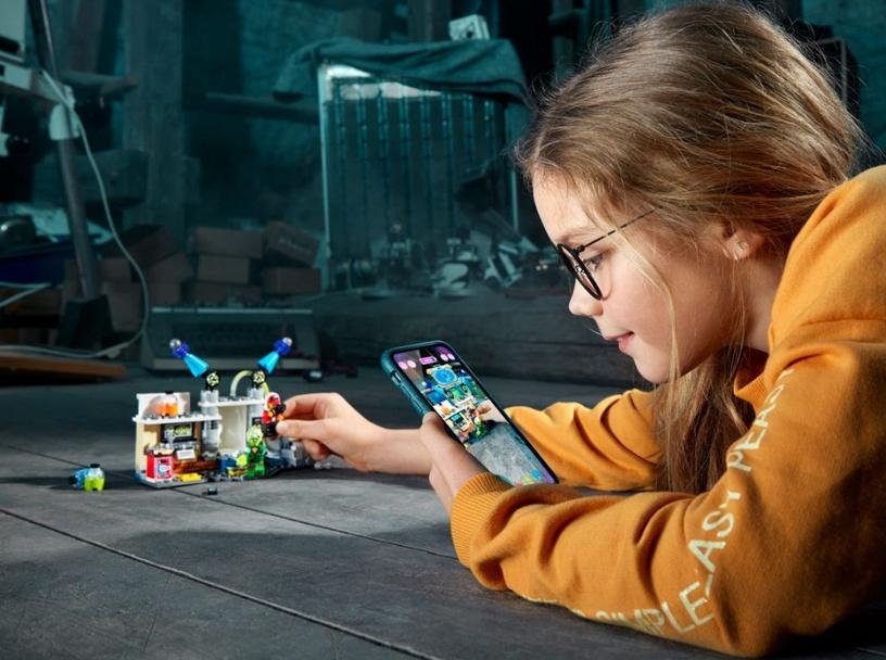 Konstruktors LEGO®Hidden Side 70418 Dž. B. spoku laboratorija