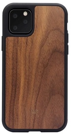 Woodcessories Bumper Back Case For Apple iPhone 11 Pro Walnut/Black