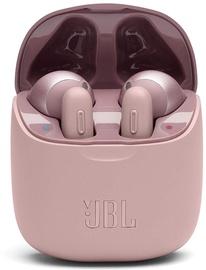 Austiņas JBL Tune 220TWS Pink, bezvadu