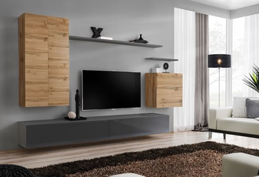 ASM Switch II Wall Unit Wotan/Graphite