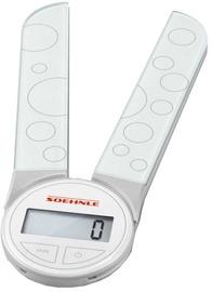 Soehnle Electronic Kitchen Scales Genio White