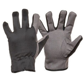 DD Synthetic Leather Gloves With Nylon Palm 9