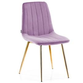 Homede Sarva Chairs 4pcs Powder Pink