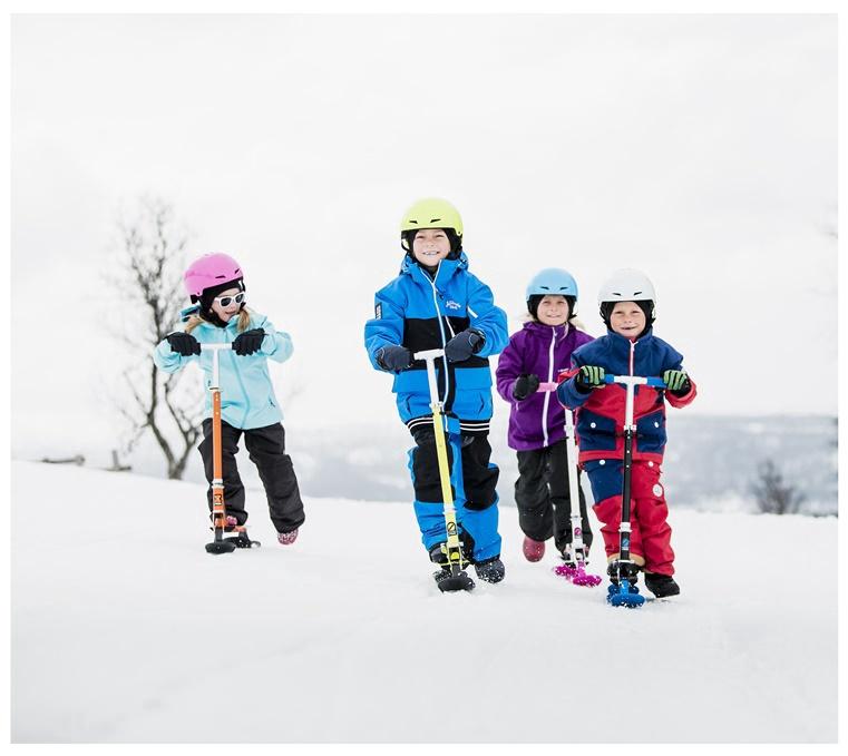 Sniega skrejritenis Stiga Lime