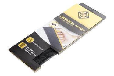 Slīpēšanas tīkls Forte Tools, NR120, 280x105 mm, 5 gab.