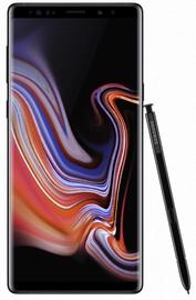 Mobilais telefons Samsung Galaxy Note 9 SM-N960F Midnight Black, 8GB/512GB
