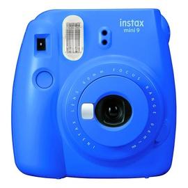 Fujifilm Instax Mini 9 Cobalt Blue + Instax Mini Glossy