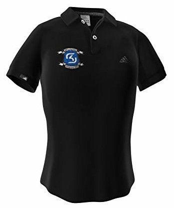 Adidas SK Gaming Team Girls Polo T-Shirt Black S