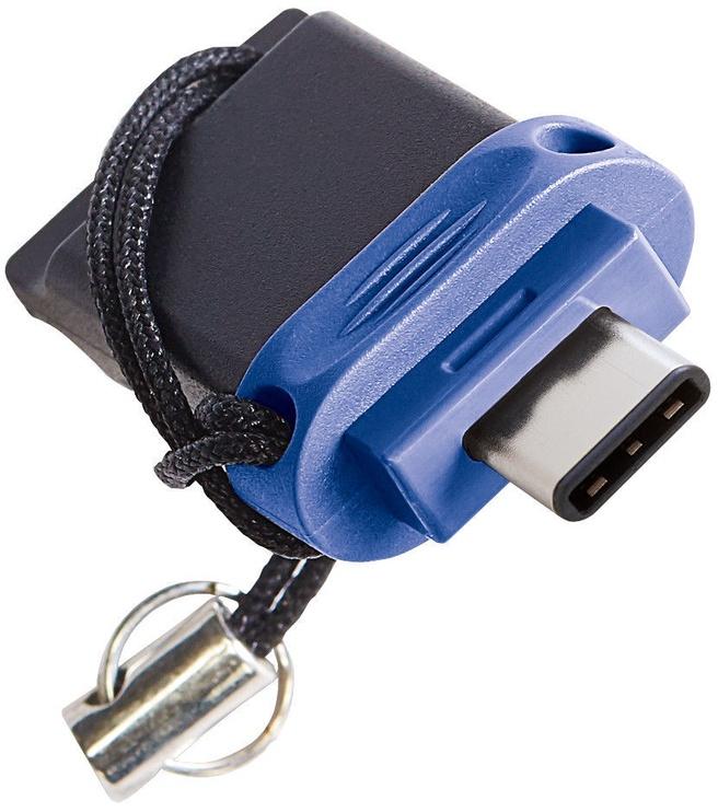 Verbatim Dual USB Drive 16GB Type-C USB 3.0