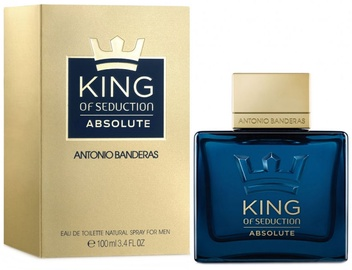 Antonio Banderas King of Seduction Absolute 100ml EDT