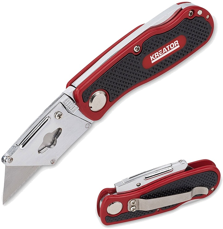 Kreator KRT000300 HD Lock-Back Foldable Knife