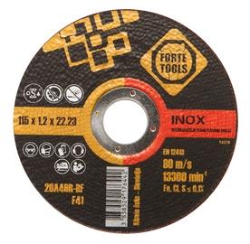 Пильный диск Forte Tools, 115 мм x 1.2 мм