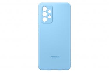 Silikona korpuss Samsung Galaxy A52 Blue