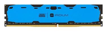 Operatīvā atmiņa (RAM) Goodram IRIDIUM Blue IR-B2400D464L15S/8G DDR4 8 GB CL15 2400 MHz