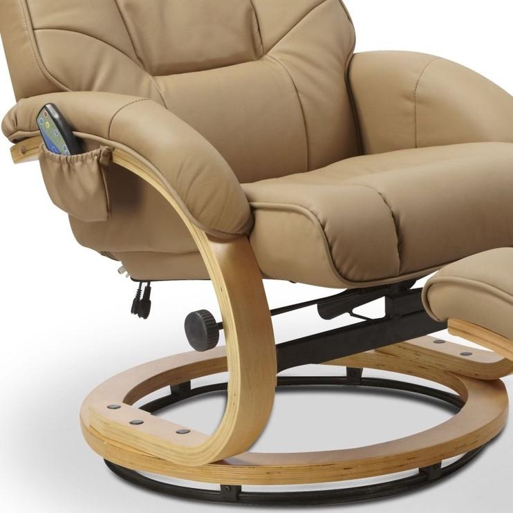 Кресло Halmar Matador Beige, 76x71x103 см