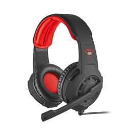 Spēļu austiņas Trust GXT 310 Black/Red