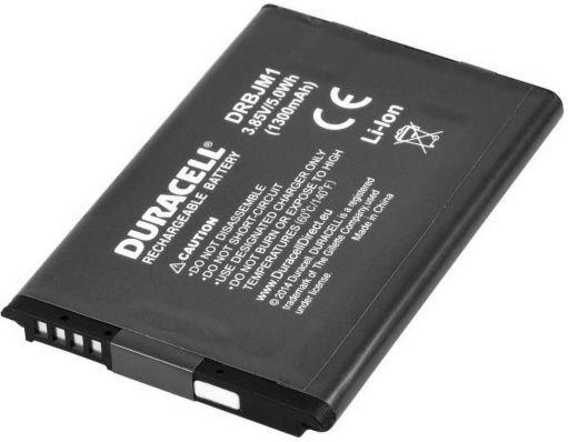 Duracell Premium Battery For BlackBerry Bold 1300mAh