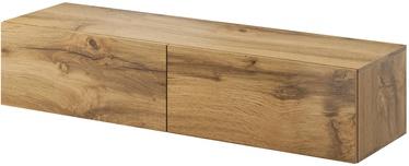 ТВ стол Cama Meble Vigo 140, коричневый, 1400x300x400 мм