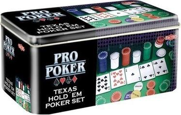 Tactic ProPoker Texas Hold'em Set - Tin