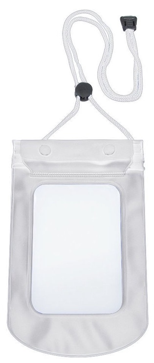 Mocco WaterProof Case For Mobile Phones 5.5'' Transparent
