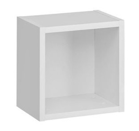 ASM Shelf Cabinet Blox RW10 White Matt