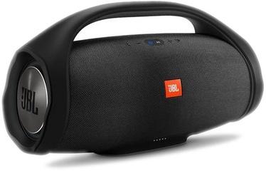 Bezvadu skaļrunis JBL Boombox Black, 60 W